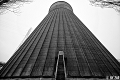 Belgium - Cooling Tower - Kühlturm in Belgien Urbex