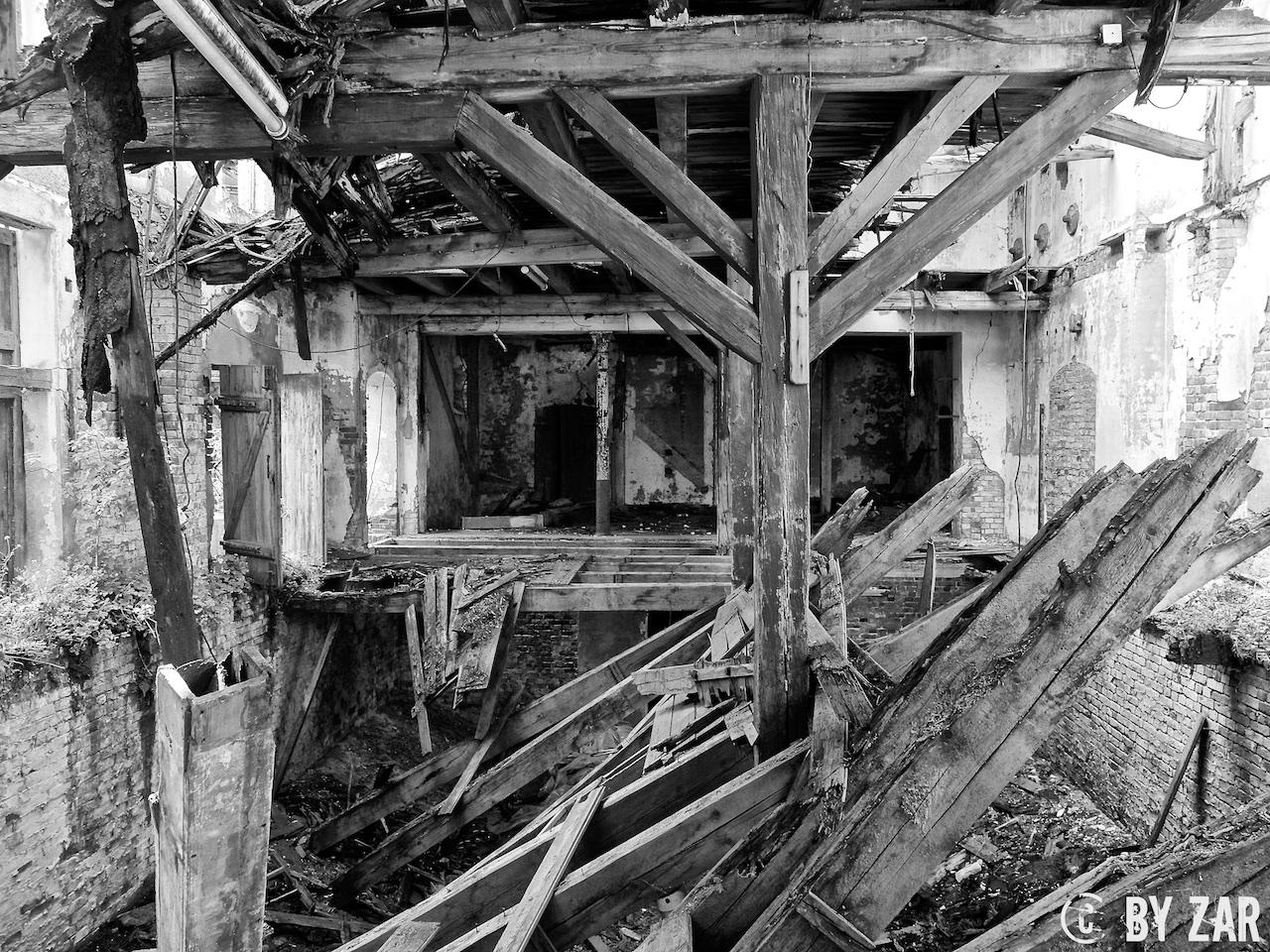 Mälzerei in Etgersleben Lost Places Sachsen-Anhalt