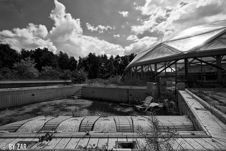 Verfallenes Erlebnisbad Basso, Bad Schmiedeberg-7