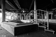 Verlassene Therme in Bayern - Thermalbad - Whirlpool