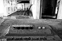 Verlassene Therme in Bayern - Thermalbad - Steuerung
