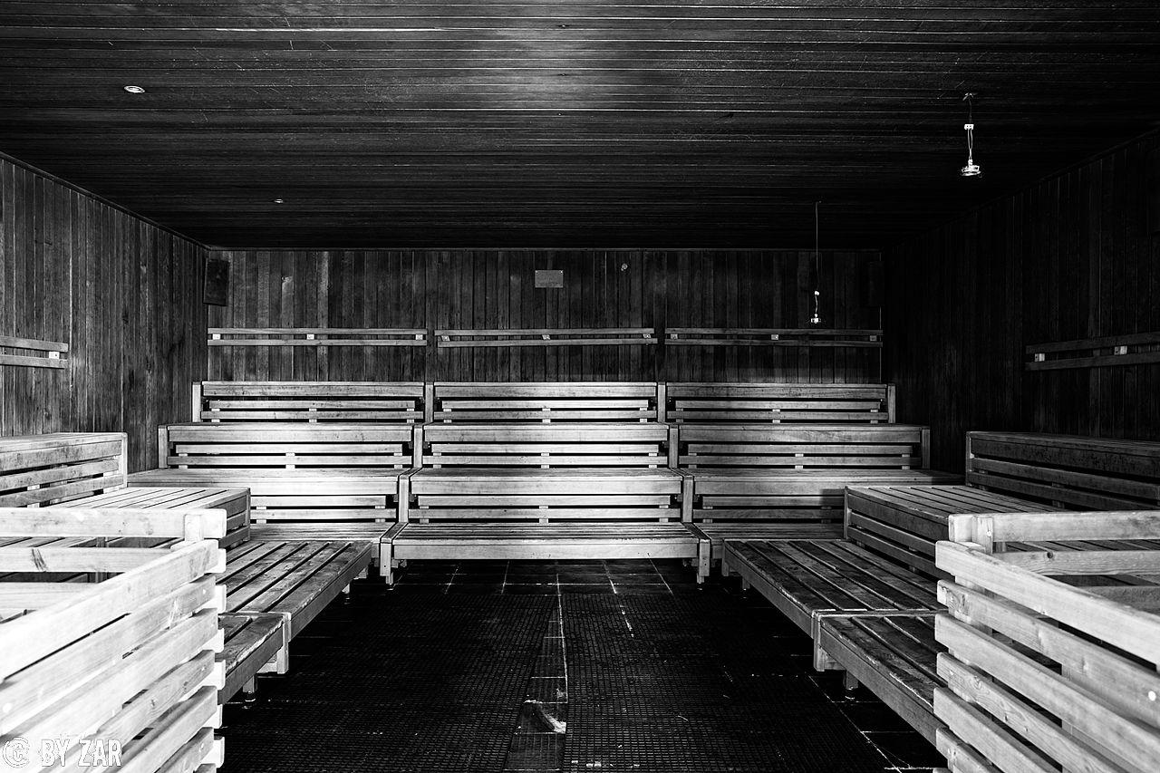 Verlassene Therme in Bayern - Thermalbad - Sauna