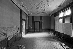 Verlassene Villa in Dresden Radebeul