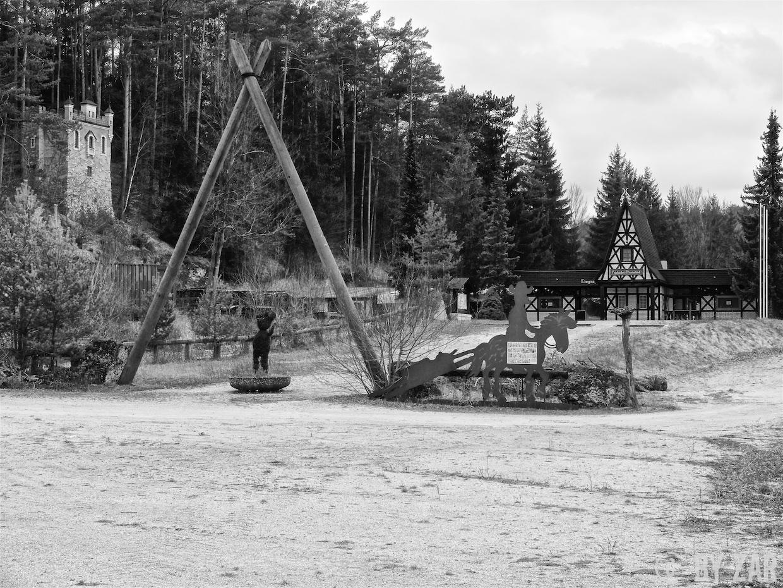 Verlassener Freizeitpark Plech - Urbex Bayern -1
