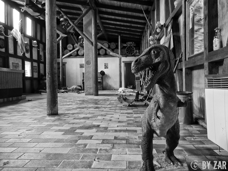 Verlassener Freizeitpark Plech - Urbex Bayern -15