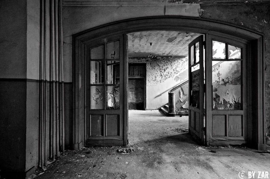 Kavallerie und Panzertruppenschule Krampnitz Lost Places Berlin Brandenburg