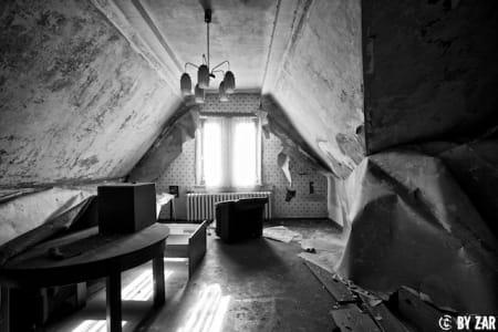 Lost Places Harz Hotel Heinrich Heine