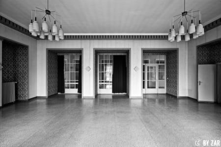 SED Parteischule im Harz - NAPOLA Urbex