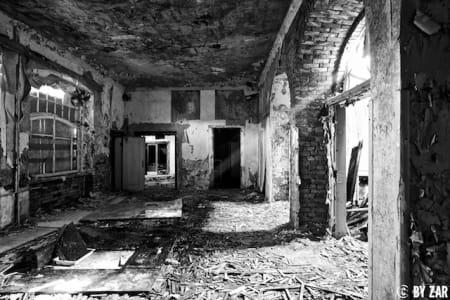 Lost Places Harz FDGB Erholungsheim Hermann Duncker