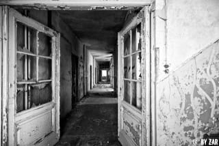Vergessener Harz Hotel Silberborn