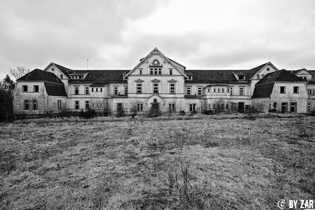 Heilstätte Albrechtshaus