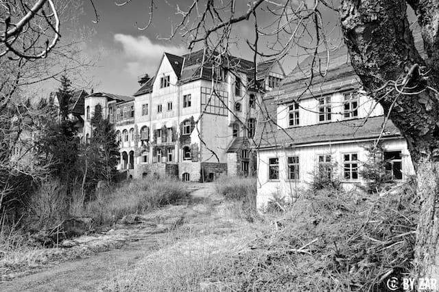 Lost Places Harz Johanniterheilstätte Sorge
