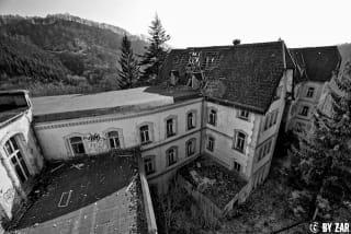 Lost Places Harz Knappschaftsheilstätte im Harz