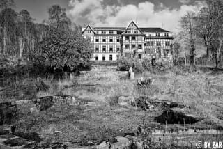 Lost Places Harz Sanatorium Sonnenfels