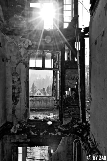 Lost Places Harz Sanatorium Sonnenfels