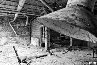 Lost Places Harz VEB Mertik in Quedlinburg