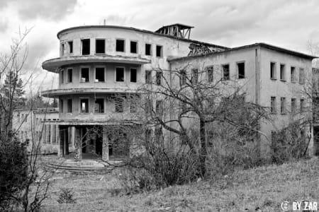 FDGB Heim Fritz Heckert Lost Places Harz