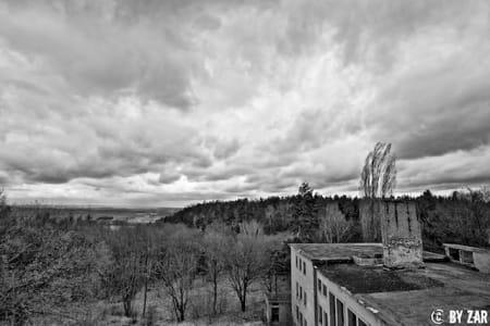 Lost Places Harz FDGB Heim Fritz Heckert – Ferienheim
