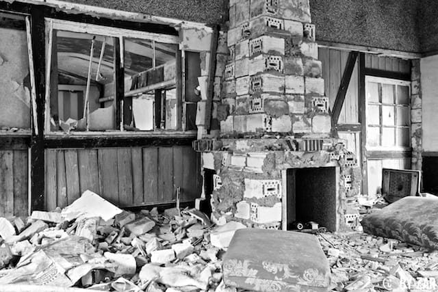 Lost Places Harz Viktorshöhe