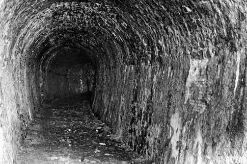 Rübeland Bismarck Tunnel