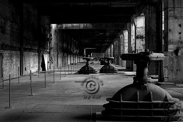 Kraftwerk Vockerode – Industriekultur