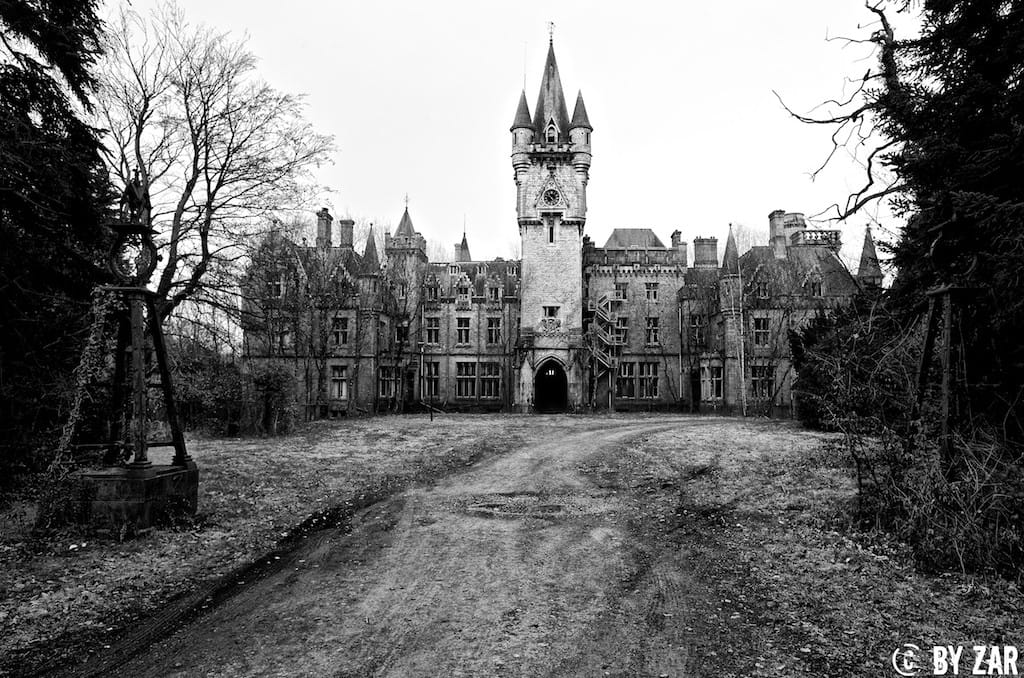 Schloss Miranda / Noisy in Belgie