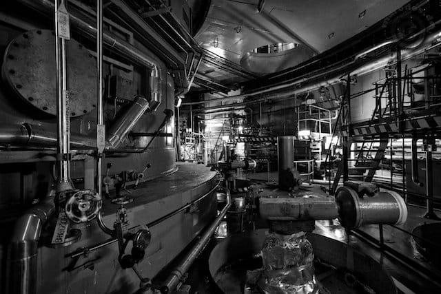 Kernkraftwerk Greifswald Lubmin KKW Block 6