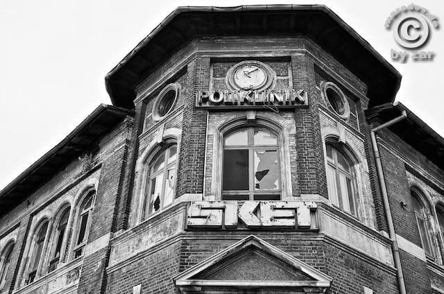 """VEB SKET Schwermaschinenbau """"Ernst Thälmann"""" Magdeburg Lost Places"""