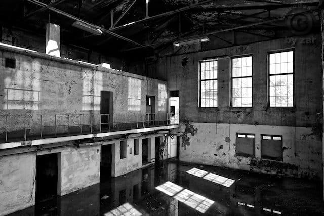 Carl Hans Blume Lackfabrik Lost Places Magdeburg