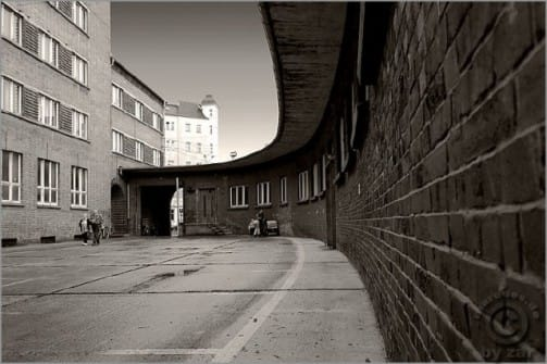Urban Exploration Arbeitsamt Halle
