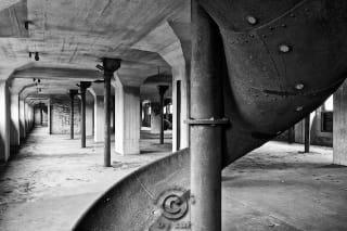 Heeresbäckerei Backwarenkombinat Lost Places Leipzig - Urbex