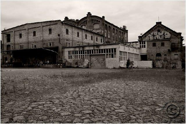 Lost Place verlassene Brauerei Urbex
