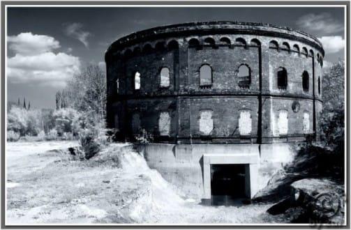 Gasometer Halle