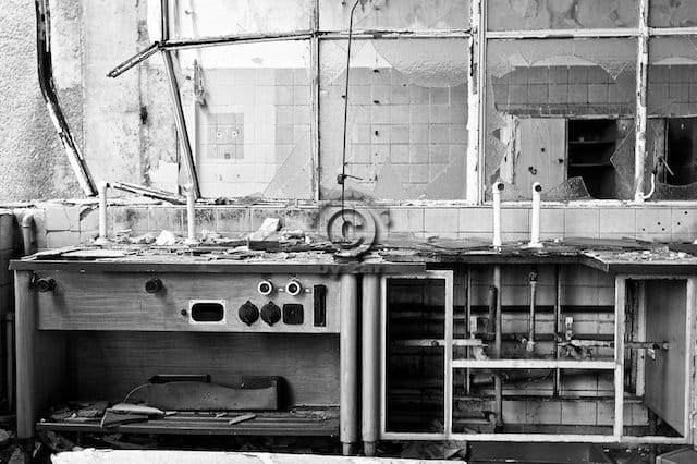 Vergessener Harz Hettstedt Großbäckerei