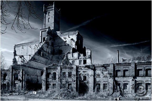Lost Place alte Mühle Urbex Halle Sachsen-Anhalt