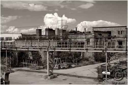 VEB Druckfarben- und Lederfarbenfabrik Halle