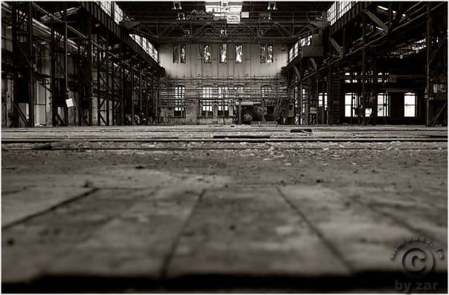 Reichsbahnausbesserungswerk Halle