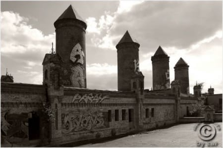 Urbex alte Malzfabrik Lost Places Sachsen-Anhalt Halle