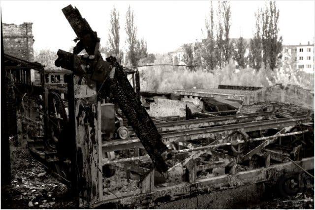 MAFA Maschinenfabrik Halle - Urbex Lost Places Halle