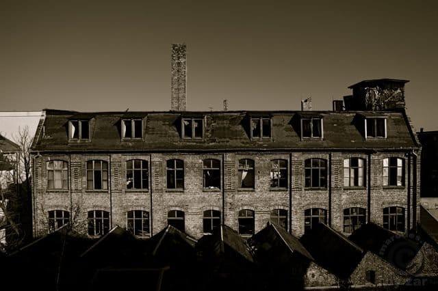 Gravo Druck Halle Saale - Urbex Lost Places Halle - Sachsen-Anhalt