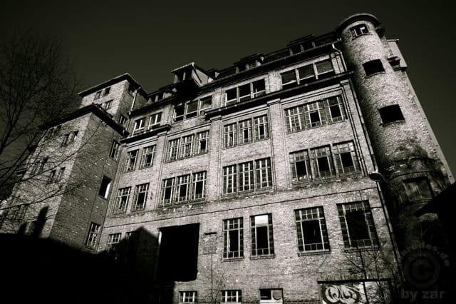 VEB Gravo Druck Halle Urbex Lost Places