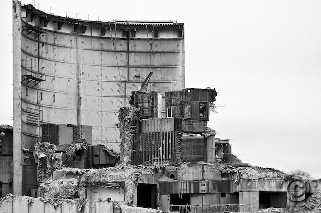 Kernkraftwerk Stendal - Arneburg
