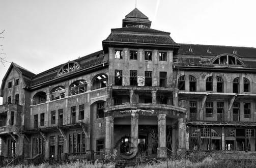 Ghost Hotel Schwerin