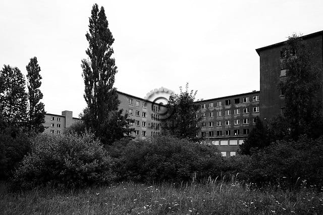 """Kraft durch Freude"" Seebad Prora Rügen"