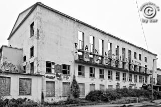 Lost Places Mecklenburg-Vorpommern Klubhaus Neptunwerft Rostock