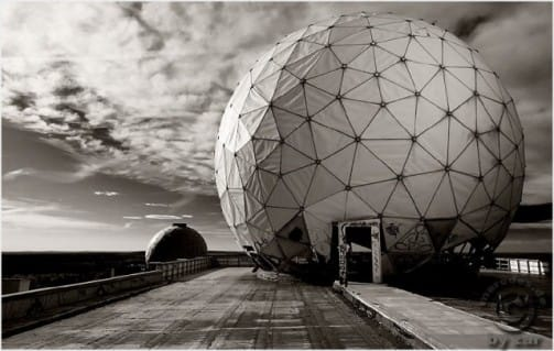 Echelon NSA Field Station Berlin
