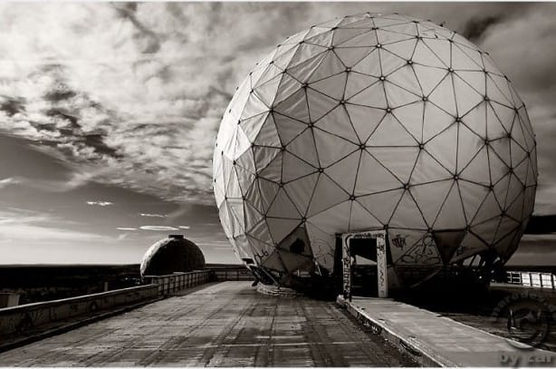 Echelon NSA Field Station Berlin Lost Places Berlin Brandenburg