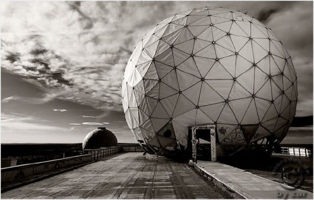 Echelon NSA Field Station Berlin Teufelsberg Lost Places