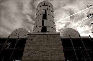 Echelon NSA Field Station Berlin Teufelsberg Lost Places