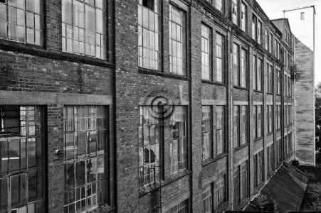 Tuchfabrik Wittstock Dosse Lost Places Mecklenburg Vorpommern